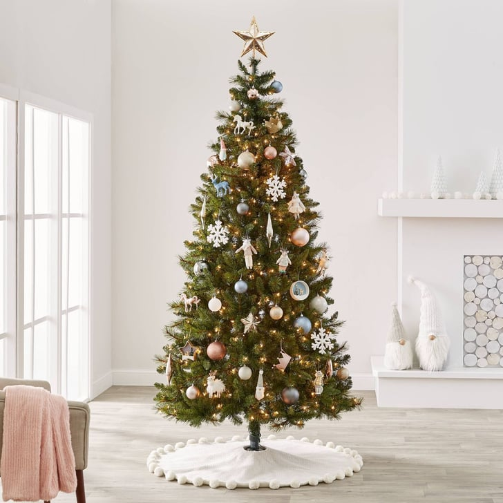 Target Is Selling Themed Christmas Tree Decorating Kits Popsugar Home
