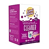 Lemi Shine Natural Citrus Extracts Washing Machine Cleaner Pouches