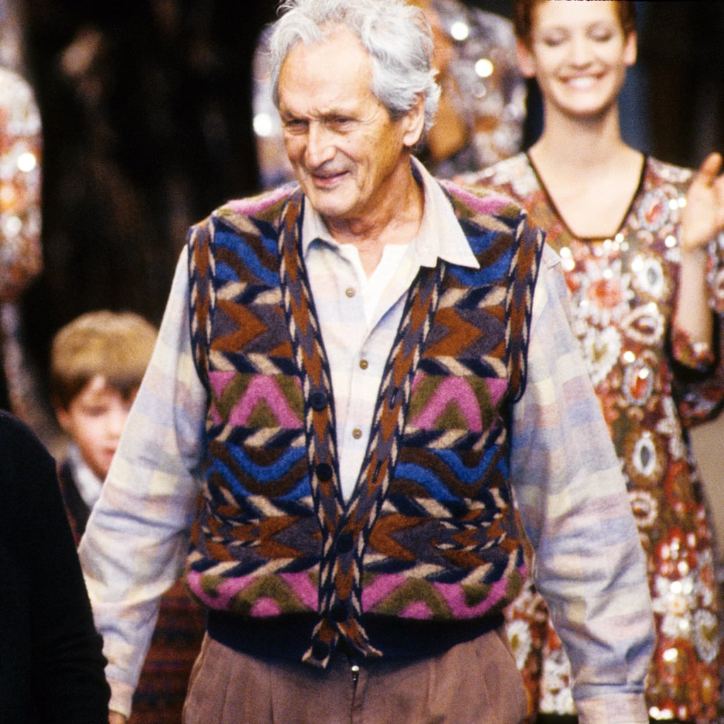 Ottavio Missoni Dead at Age 92
