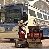 Stay at a Disney Resort