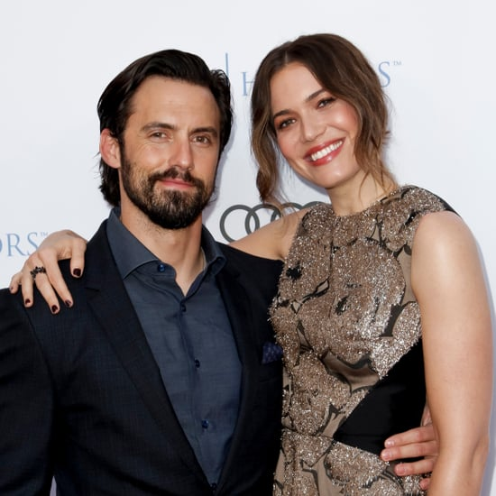 Milo Ventimiglia Talking About Mandy Moore's Engagement