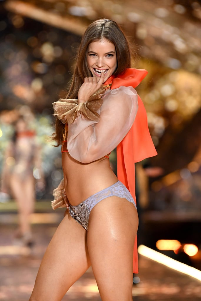 61ede90edba Barbara Palvin Becomes Victoria's Secret Angel | POPSUGAR Fashion ...