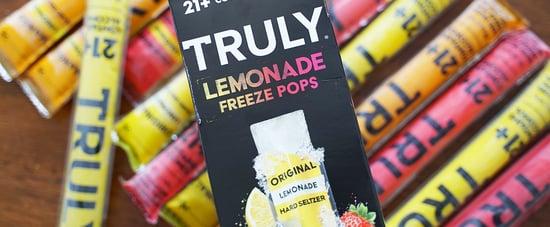 Truly Lemonade Freeze Pops Review