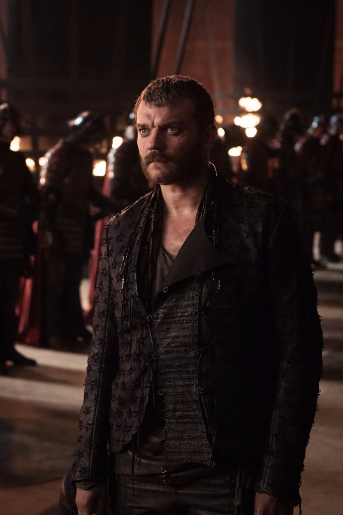 13 People Euron Greyjoy Looked Like in His Swaggy New Leather Outfit