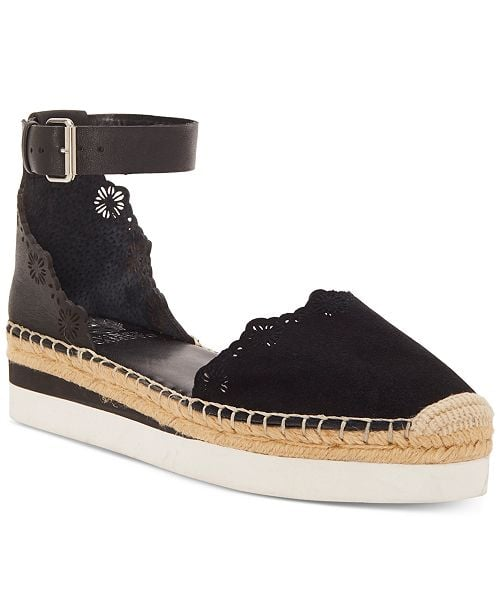 60493ee142f Vince Camuto Breshan Espadrilles | Macy's Shoes on Sale 2019 ...