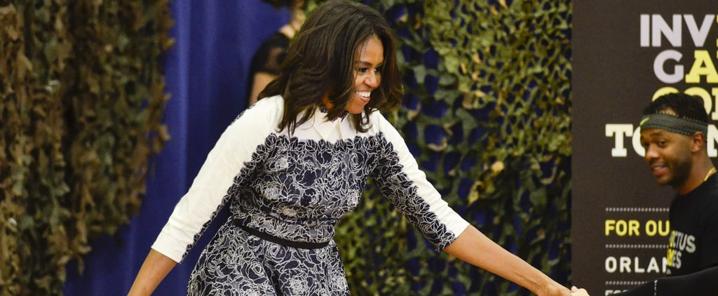 Michelle Obama's Been Hiding This Seasonal Style Secret All Along