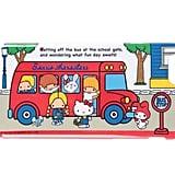 Sanrio '70s Bus