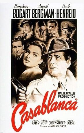 Reminder: Recast Casablanca!