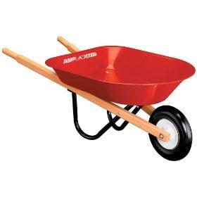 Radio Flyer Kid's Wheelbarrow ($29)