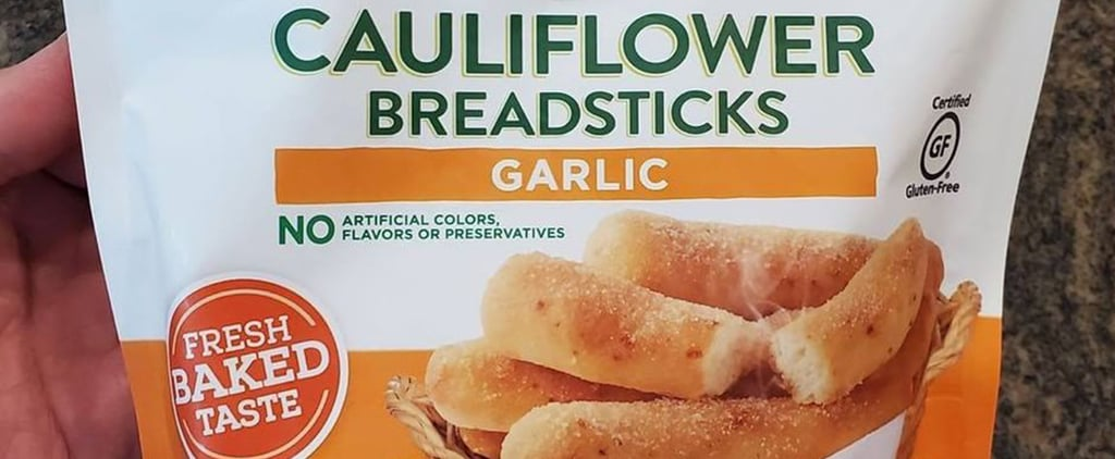 Green Giant Has New Cauliflower Breadsticks In 2 Flavors