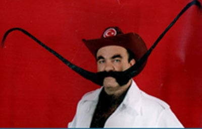 Guess Which Category Doesn't Exist in the World Beard and Moustache Championship?