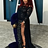 Chaka Khan at the Vanity Fair Oscars Party
