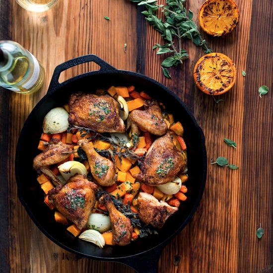 Daphne Oz's Chicken and Squash Recipe