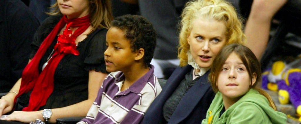 The Complicated Reason Nicole Kidman Didn't Thank Her 2 Older Kids at the Golden Globes