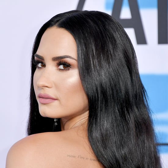 Demi Lovato Brought Back Her Nose Piercing From 2012