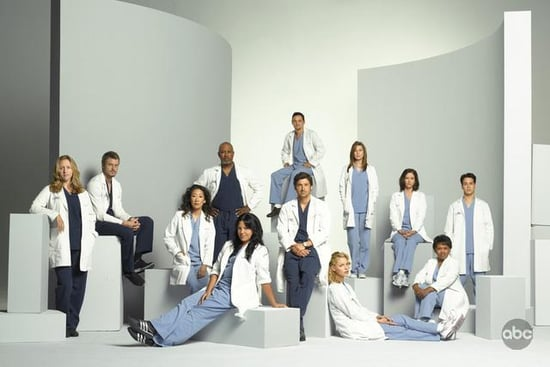 Five Questions for Grey's Anatomy