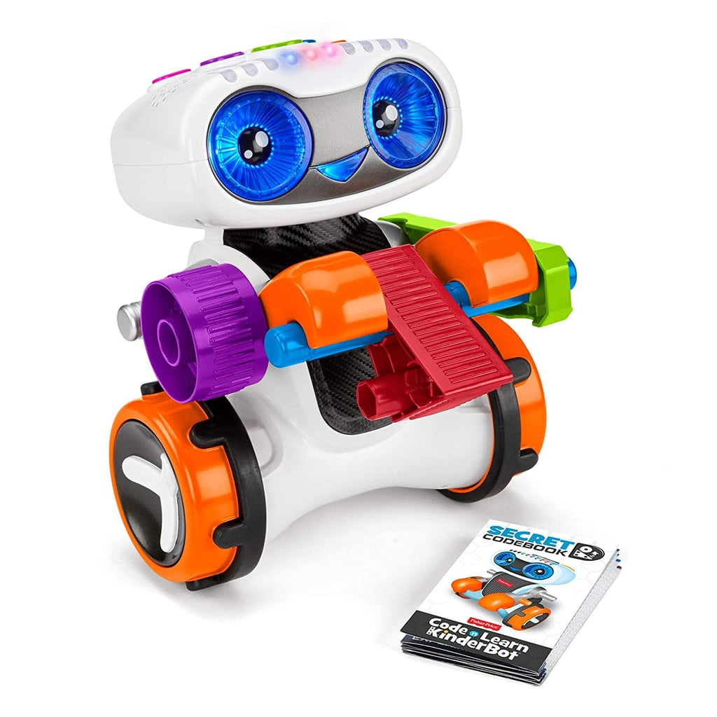 For 6-Year-Olds: Fisher-Price Code 'n Learn Kinderbot