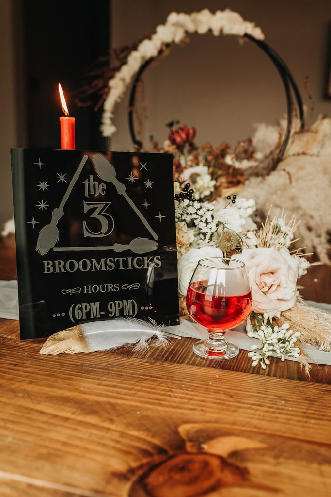 ​Harry Potter-Inspired Styled Wedding Shoot​