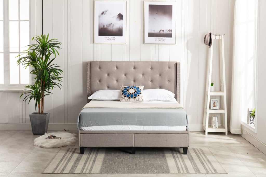 Picture of: The Best Beds For Small Spaces And Rooms Popsugar Home