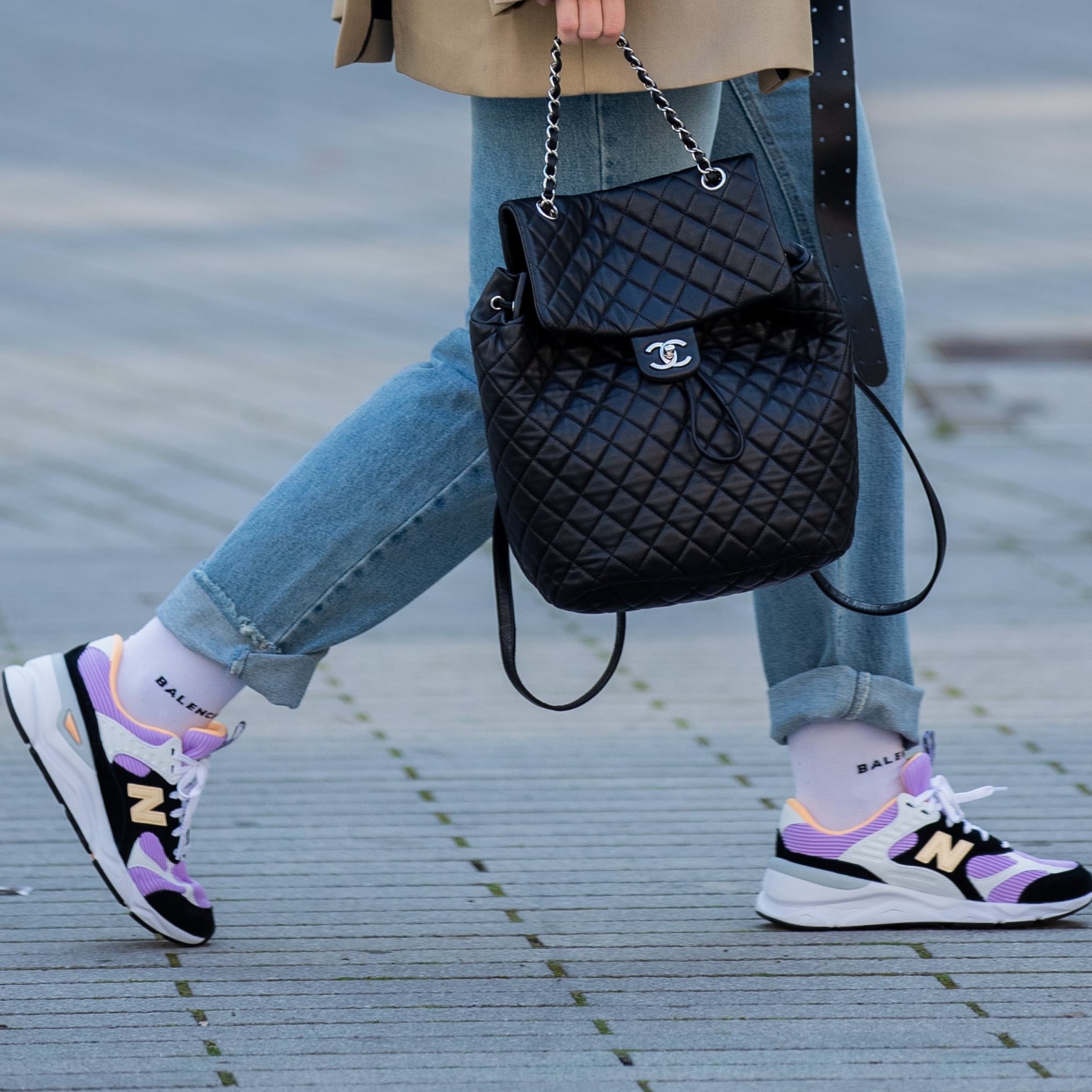 Trainers are fashion's hottest shoe