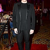 Christopher Kane was up for the evening's international fashion prize.