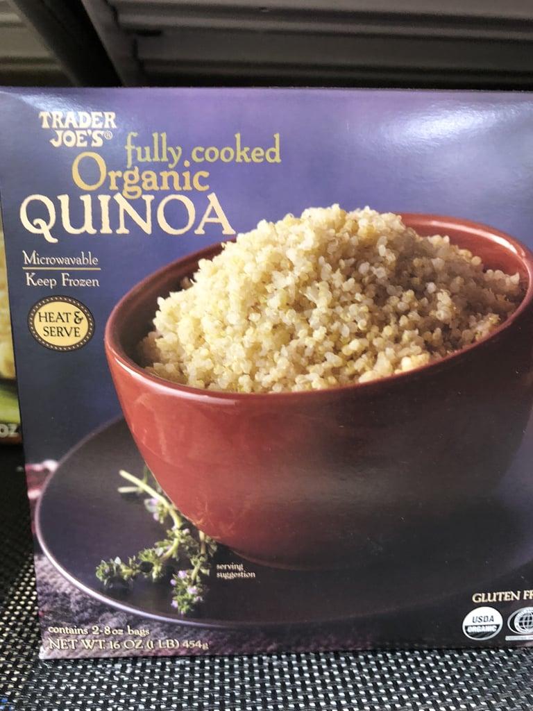 Frozen Cooked Quinoa