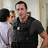 "Hawaii Five-0 What happens:  McGarrett finds out that his mother visited Wo Fat in prison, but he doesn't know why. McGarrett goes himself and tries to grill Wo Fat for details in his prison cell. The prison gets attacked.  Most shocking moment: Wo Fat says ""they"" are coming to kill him, but we don't get to find out who ""they"" are!"