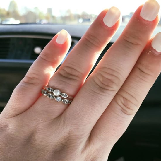 Woman Defends Engagement Ring