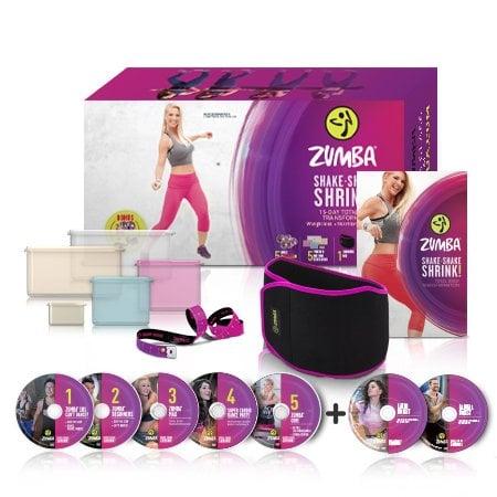 Zumba DVD Pack