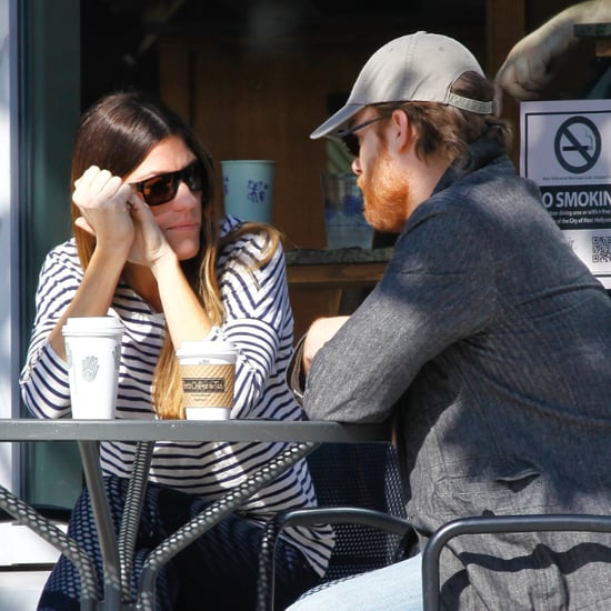 Michael C. Hall Pictures Reunited With Jennifer Carpenter