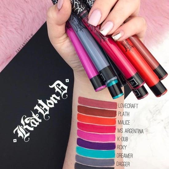 Kat Von D Everlasting Liquid Lipstick UK