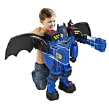 For 3-Year-Olds: Imaginext DC Super Friends Batman Batbot Xtreme