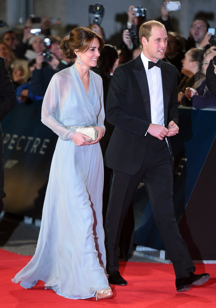 They Turned Up the Glamour For the Spectre Premiere, as One Does