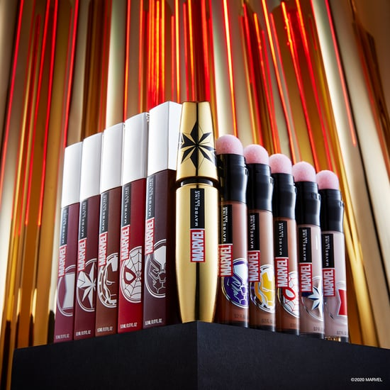 Maybelline Is Releasing a Marvel Makeup Collection