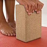 Gaiam Cork Brick