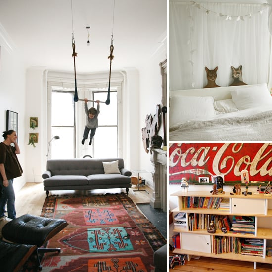 The Oeuf Founder's Free-Flying Brooklyn Brownstone
