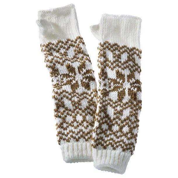 Target Fairisle Gloves