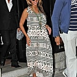 Beyoncé Knowles recently announced her due date.