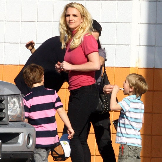 Celebrities and Their Children Pictures January 30, 2012