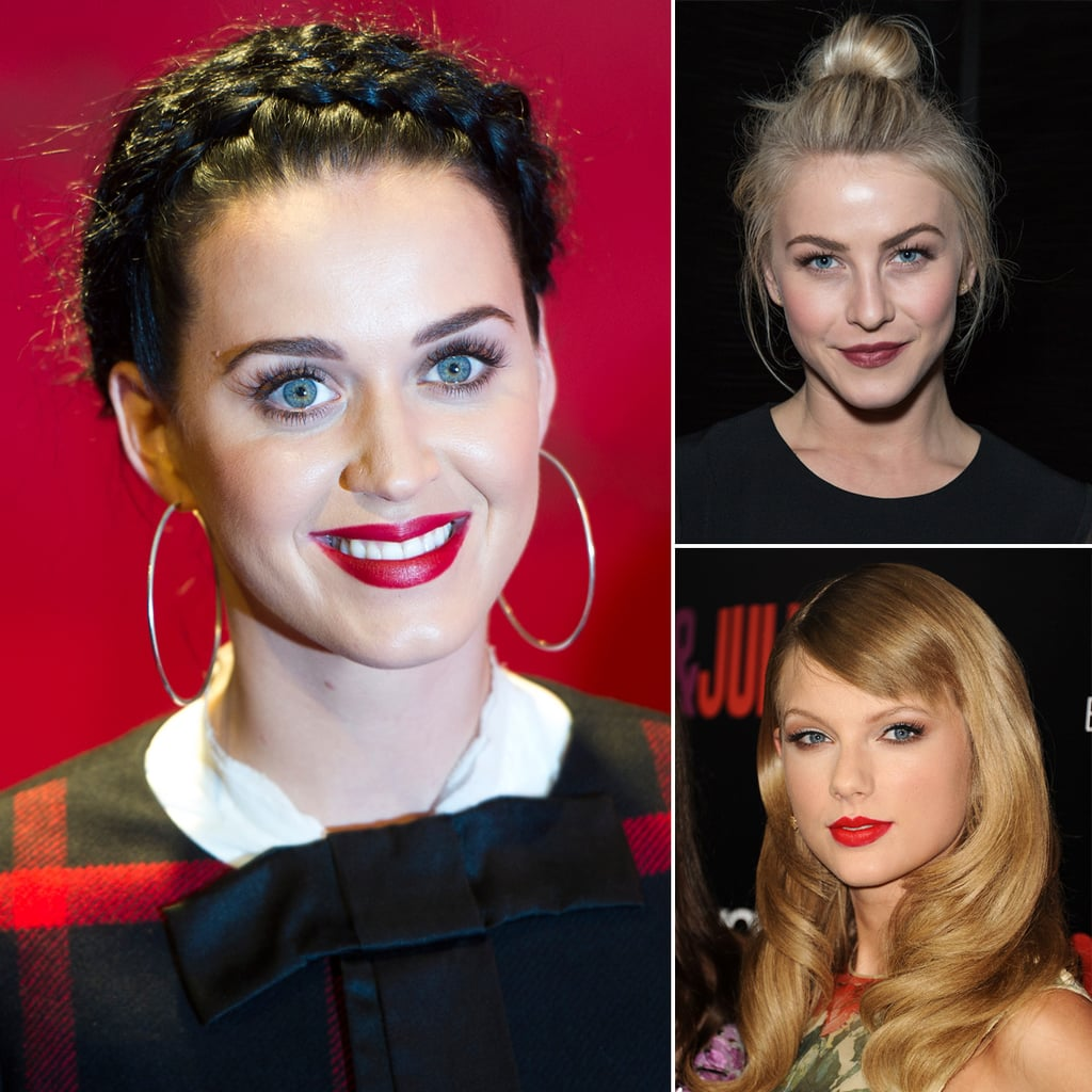 Katy's Braid, Julianne's Topknot, and More Celebrity Styles to Love