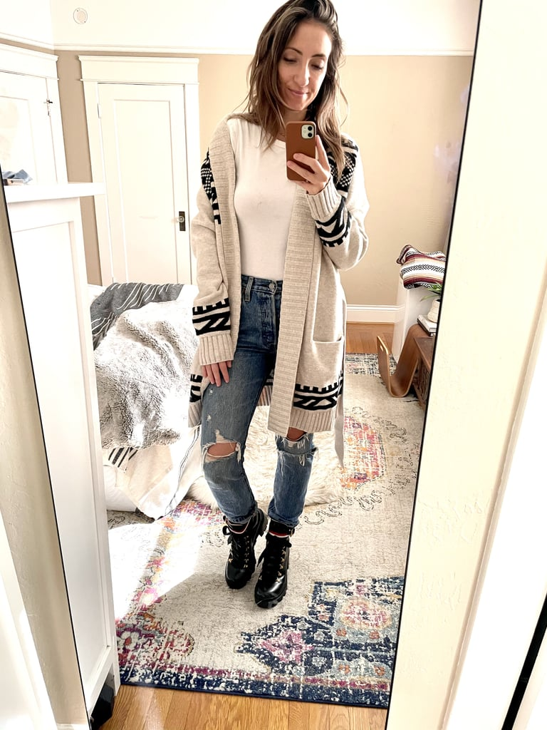 Old Navy Cardigan Sweater | Editor Review 2020