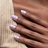 Autumn Nail Art Trend: Tonal Studs