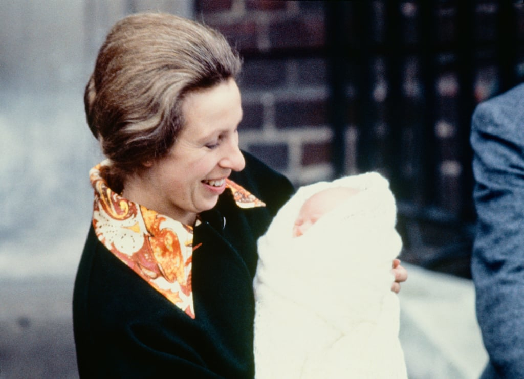 Anne famously declined royal titles for both of her children in an effort to help them lead lives out of the public eye.