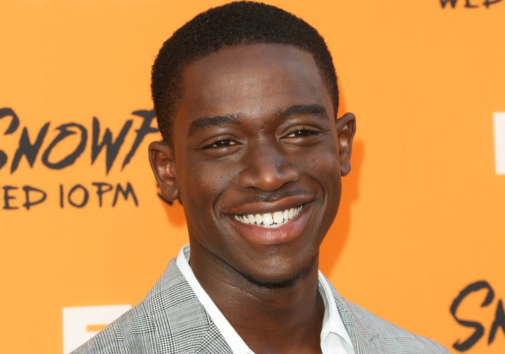 You might not know Damson Idris just yet, but you will soon. The 27-year-old English actor has been raking in the roles on his side of the pond and only recently began making a name for himself in Hollywood. You most likely recognize his (charming) face from FX's crime drama Snowfall — created by late Boyz n the Hood director John Singleton — but you'll definitely be seeing a lot more of him in the future. He's already made an appearance in Jordan Peele's Twilight Zone reboot alongside Sanaa Lathan and he'll either be scaring the bejeebus out of us or becoming a tragic victim of modern society's dependence on technology on the upcoming season of Black Mirror (you never know with that series).  Whatever his future projects are, we're just happy we get to see more of his irresistibly handsome face! You haven't seen a leading man until you've seen Damson's come-hither smolder. And those piercing brown eyes?! Go on, scroll through some of Damson's photos and tell me he doesn't hypnotize you with that smile.      Related:                                                                                                                                Black Mirror Season 5 Trailers Are Here, and I Want to Throw My Phone Out the F*cking Window