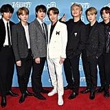 BTS Attended Variety's Hitmakers Brunch