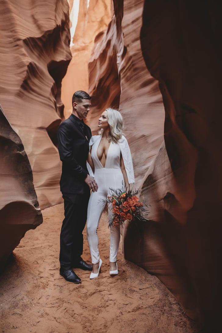 A Couples Sexy Canyon Photo Shoot  Popsugar Love  Sex -2909