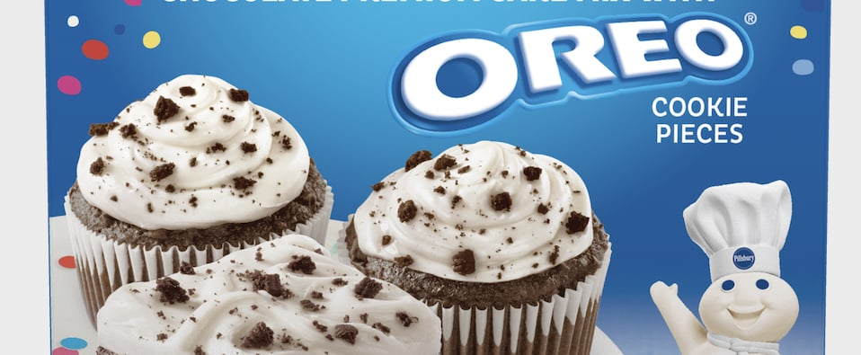 Here Are All of Pillsbury's New Funfetti Oreo Baking Mixes