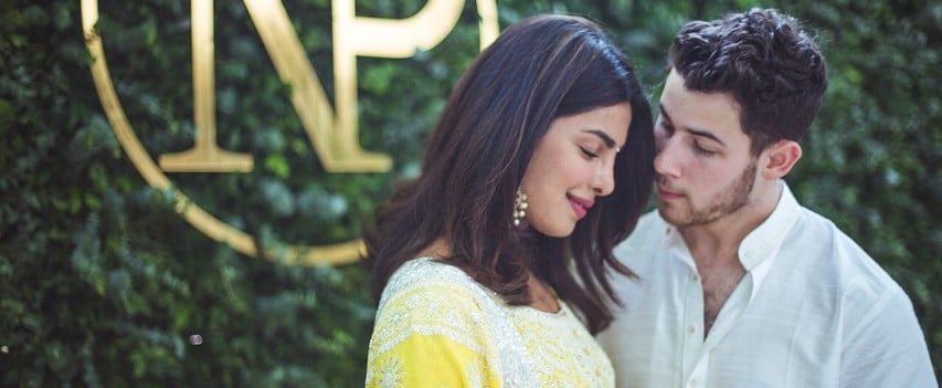 Priyanka Chopra and Nick Jonas Engagement Party Pictures