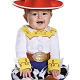 Disney Baby Girls' Jessie Deluxe Infant Costume