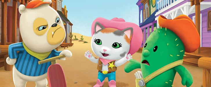 Sheriff Callie's Wild West Toby Braves the Bully Episode